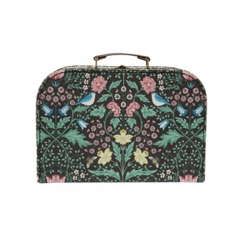Floral suitcases set of 3