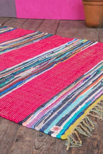 Mexican Rag Rug