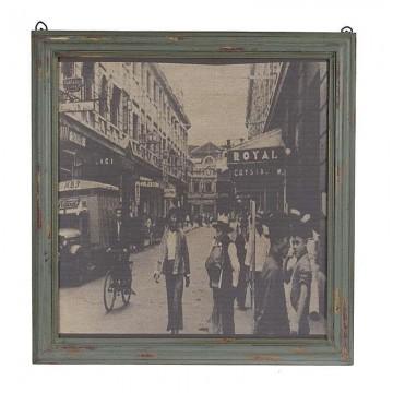 Wooden Printed Frame