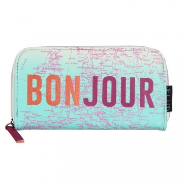 Disaster designs Bon Jour wallet