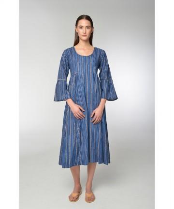 """Kashish Athens """"Scheherazade in Town"""" dress (blue)"""