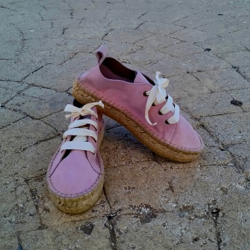 Anesis Greece shoes Sneakers (dusty pink)