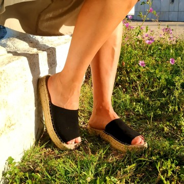 Anesis Greece shoes Pasumi (black)