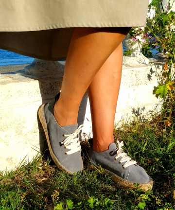 Anesis Greece shoes Sneakers (grey)