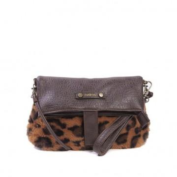 Tantrend cross body bag (faux fur)
