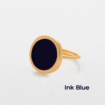 PRIGIPO Palette L ring (ink blue)