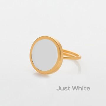 PRIGIPO Palette L ring (just white)