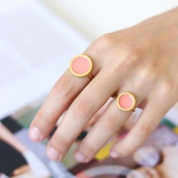 PRIGIPO Palette S ring (prigipo pink)