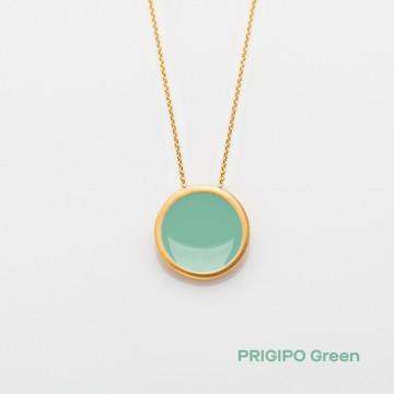 PRIGIPO Palette L necklace (prigipo green)