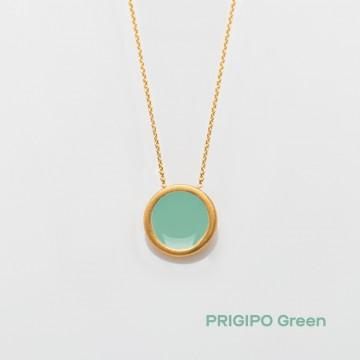 PRIGIPO Palette S necklace (prigipo green)