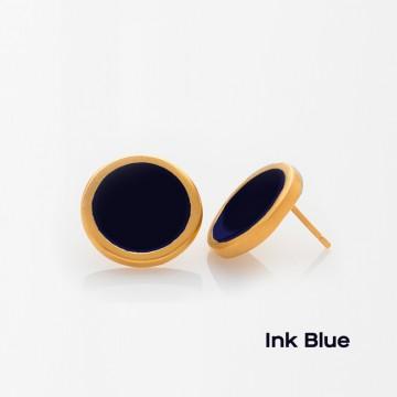 PRIGIPO Palette L earrings (ink blue)