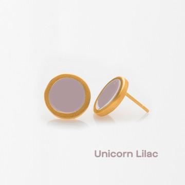 PRIGIPO Palette S earrings (unicorn lilac)