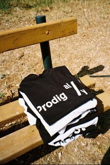 Prodig al/y t-shirt (black)