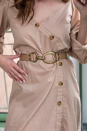 Individual art leather Under pressure leather belt