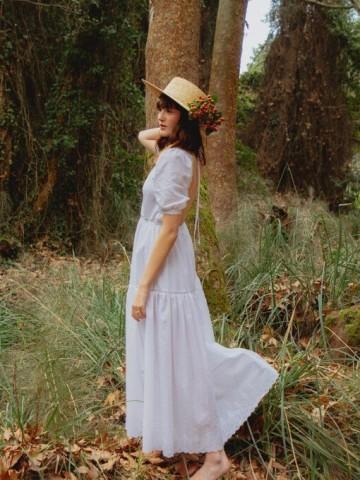Madame Shoushou Bruyere dress