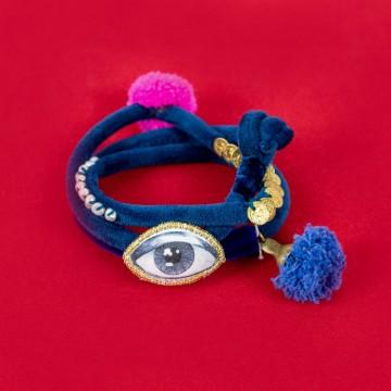 Nefeli Karyofilli Velvet blue eye