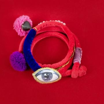 Nefeli Karyofilli Velvet red eye