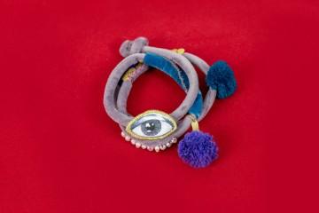 Nefeli Karyofilli Velvet lilac eye
